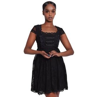 šaty dámské KILLSTAR - Sacrimental Lace - BLACK - KSRA001560