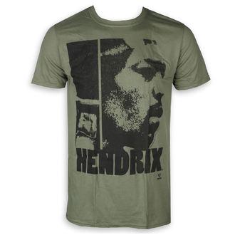tričko pánské Jimi Hendrix - Let Me Live - ROCK OFF, ROCK OFF, Jimi Hendrix