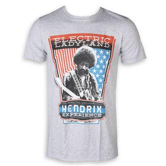 tričko pánské Jimi Hendrix - Electric - ROCK OFF, ROCK OFF, Jimi Hendrix