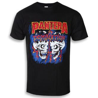 tričko pánské Pantera - Domination - ROCK OFF, ROCK OFF, Pantera