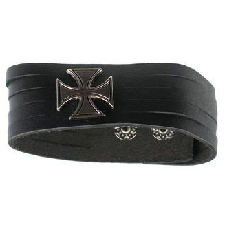 náramek Cross - Silver/Black