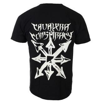 tričko pánské CAVALERA CONSPIRACY - Psychosis - NAPALM RECORDS, NAPALM RECORDS, Cavalera Conspiracy