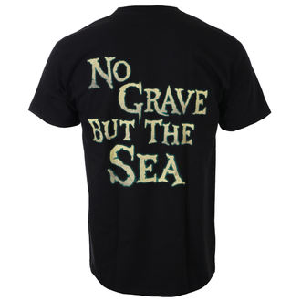 tričko pánské ALESTORM - No Grave But The Sea - NAPALM RECORDS, NAPALM RECORDS, Alestorm