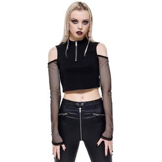 tričko dámské s dlouhým rukávem (top) KILLSTAR - Salome - KSRA002878