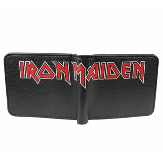 peněženka IRON MAIDEN - LOGO WRAP, NNM, Iron Maiden