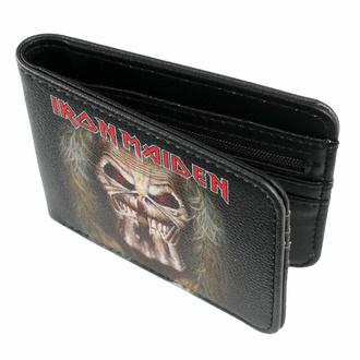 peněženka IRON MAIDEN - MIDDLE FINGER, NNM, Iron Maiden