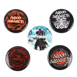 placky Amon Amarth - RAZAMATAZ, RAZAMATAZ, Amon Amarth