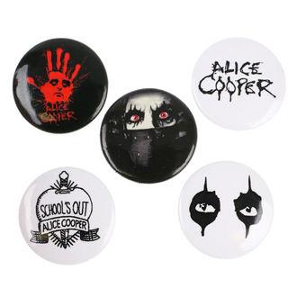 placky Alice Cooper - RAZAMATAZ, RAZAMATAZ, Alice Cooper