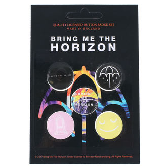 placky Bring Me The Horizon - RAZAMATAZ, RAZAMATAZ, Bring Me The Horizon