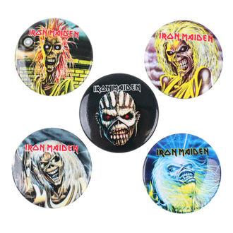 placky Iron Maiden - RAZAMATAZ, RAZAMATAZ, Iron Maiden