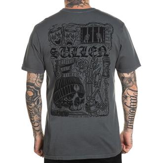 tričko pánské SULLEN - LIFER - CASTLE ROCK - SCM2877_CSRK