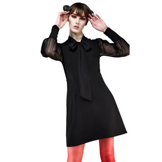 šaty dámské DISTURBIA - SCARLET, DISTURBIA