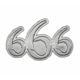 připináček GENERIC - 666 - RAZAMATAZ, RAZAMATAZ, Generic