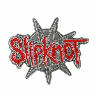 připináček SLIPKNOT - 9 POINTED STAR - RAZAMATAZ, RAZAMATAZ, Slipknot