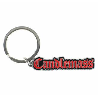 klíčenka (přívěsek) CANDLEMASS - LOGO- RAZAMATAZ, RAZAMATAZ, Candlemass