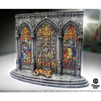 dekorace Ghost - On Tour Series Collectible Statue / Diorama Stage - KNUCKLEBONZ, KNUCKLEBONZ, Ghost