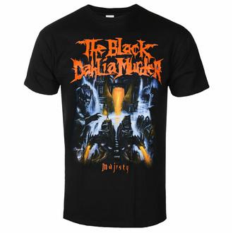 tričko pánské The Black Dahlia Murder - Majesty - Black - INDIEMERCH - INM050