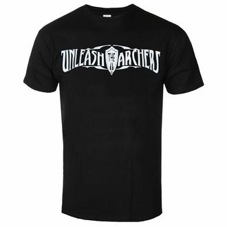 tričko pánské Unleash The Archers - Logo - Black - INDIEMERCH - INM063