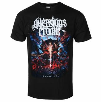 tričko pánské Aversions Crown - Xenocide - Black - INDIEMERCH, INDIEMERCH, Aversions Crown