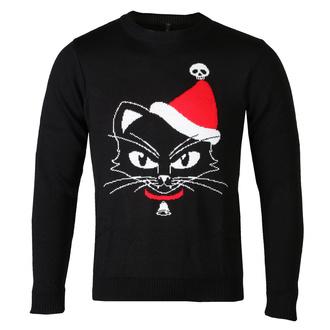 svetr dámský ALCHEMY GOTHIC - Black Cat, ALCHEMY GOTHIC
