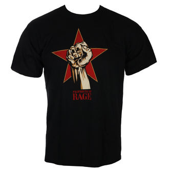 tričko pánské PROPHETS OF RAGE - POWER FIST - BLACK - LIVE NATION, LIVE NATION, Prophets Of Rage
