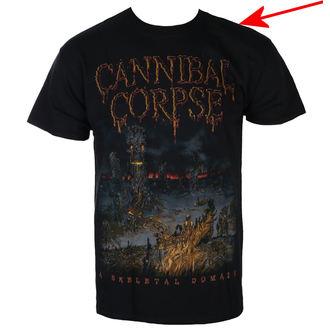 tričko pánské CANNIBAL CORPSE - SKELETAL-SUMMER 2016 - JSR - POŠKOZENÉ, Just Say Rock, Cannibal Corpse
