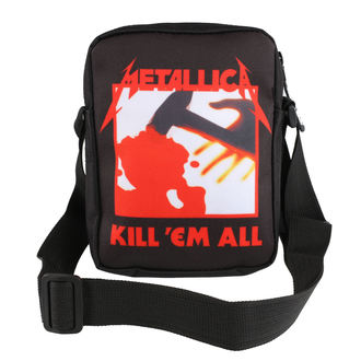 taška METALLICA - Kill 'Em All - CROSSBODY, NNM, Metallica