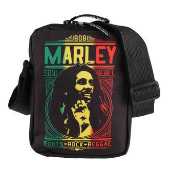 taška BOB MARLEY - ROOTS ROCK REGGAE - CROSSBODY, Bob Marley