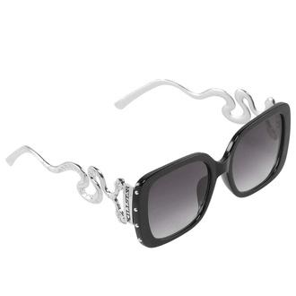 sluneční brýle KILLSTAR - Serpent - SILVER - KSRA003746