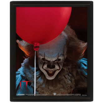 obraz PENNYWISE - EVIL - PYRAMID POSTERS - EPPL71319
