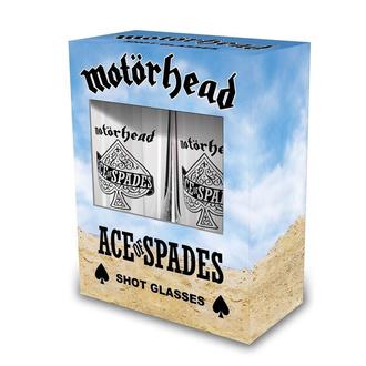 panáky (sada) Motörhead - Ace Of Spades - RAZAMATAZ, RAZAMATAZ, Motörhead