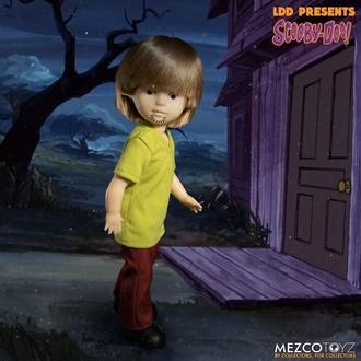 figurka (panenka) Scooby-Doo & Mystery - Living Dead Dolls - Shaggy, LIVING DEAD DOLLS, Scooby-Doo & Mystery