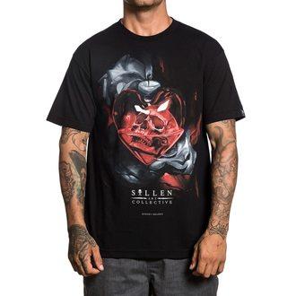 tričko pánské SULLEN - SHANKO HEART - BLACK, SULLEN