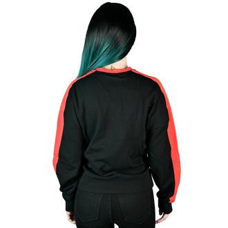 mikina dámská KILLSTAR - She Devil Sweater - Black, KILLSTAR