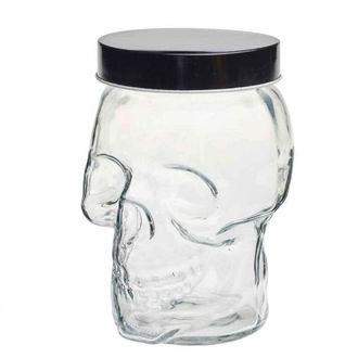 dekorace (dóza) ALCHEMY GOTHIC - Skull, ALCHEMY GOTHIC