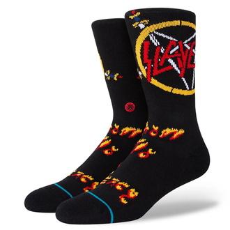 ponožky SLAYER - NO MERCY - BLACK - STANCE, STANCE, Slayer