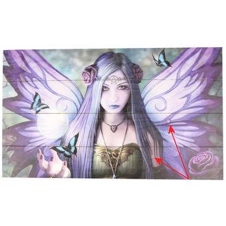 dřevěný obraz Anne Stokes - Mystic Aura - PYRAMID POSTERS - LW11247 - POŠKOZENÝ, ANNE STOKES