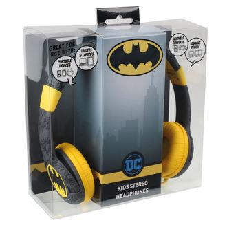 sluchátka dětské Batman - Bat Signal