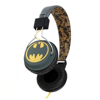 sluchátka Batman - Vintage Logo, NNM, Batman