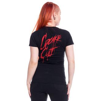 tričko dámské Cupcake Cult - SMILE - BLACK, CUPCAKE CULT