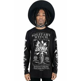 tričko s dlouhým rukávem unisex KILLSTAR - Solitary, KILLSTAR