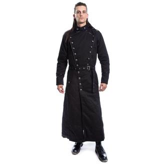 kabát pánský CHEMICAL BLACK - SOLOMON - BLACK - POI994