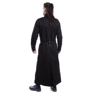 kabát pánský CHEMICAL BLACK - SOLOMON - BLACK, CHEMICAL BLACK