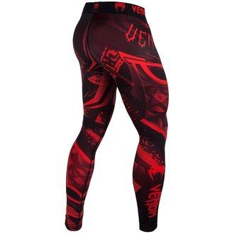 kalhoty pánské (legíny) VENUM - Gladiator Red Devil - Black/Red, VENUM