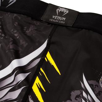 kalhoty pánské (legíny) Venum - Viking 2.0 - Black/Yellow - VENUM-03416-111