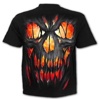 tričko pánské SPIRAL - FRIGHT NIGHT - Black, SPIRAL