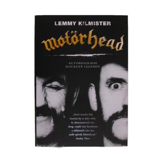 kniha Lemmy Kilmister, Motörhead, Motörhead