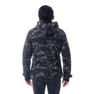 bunda pánská VIXXSIN - SPLINTER - GREY CAMO, VIXXSIN