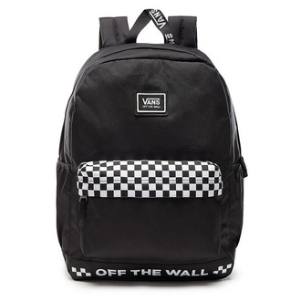 batoh VANS - WM SPORTY REALM PLUS - Black, VANS