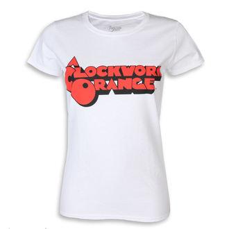 tričko dámské CLOCKWORK ORANGE - LOGO - PLASTIC HEAD, PLASTIC HEAD, Clockwork Orange